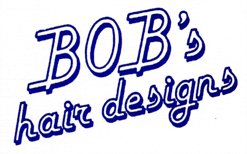 Bob's Hair Designs Logo